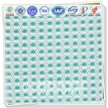 0642 polyester mesh fabric bag material