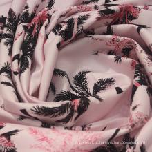 Tecido de algodão tecido com impressão em liocel Tencel 108 g / m2