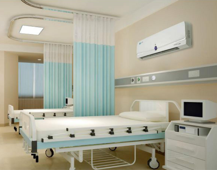 Hospital Air Sterilizer Purifier 1