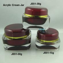 Vends pot de crème J051 série Square Shape