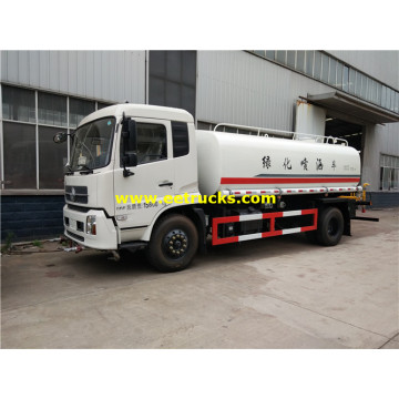 Dongfeng 15000L Street Water Tanker Véhicules