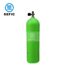 Sale to Germany/Deutschland ISO Standard 12L Aluminum Diving Tank