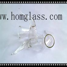 Vários suporte de vela de vidro personalizado / castiçal / castiçal