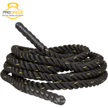 Cordas de Nylon Black Fitness Training Batalha