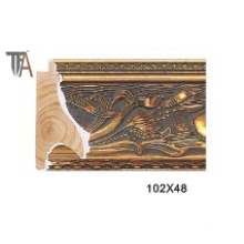 Luxury Products Wood Frame Molding for Decoration