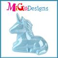Caixa de moedas de cerâmica moderna para crianças de moda para crianças