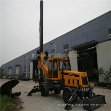 Big Holes Pile Driver /Soil Drilling Machine/Spiral Drill For Sale