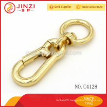 2015 new design Rigging Swivel Bolt Snap Hook with double hole