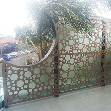 Architectural Laser Cut Panels
