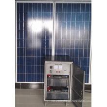 Estación de sistema de suministro de energía solar 300W con 2 años de garantía