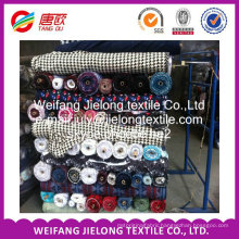 100% flannel fabrics printed for cloth fabric