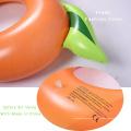 Peach swim ring fruit series designer items
