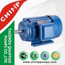 100% copper wire chimp Y2 series B3/B5/B35 three phase motor 2 pole /4 pole/6pole induction motor