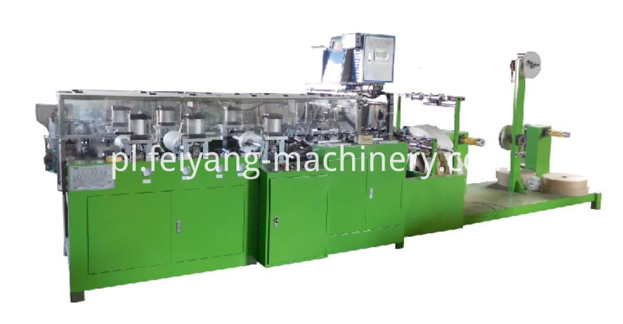 flat handle making machine 4