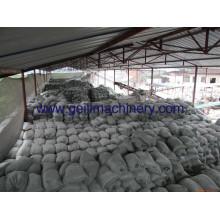 Areia de quartzo / areia de sílica para tratamento de água