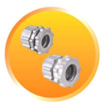 RB conexión para válvula de Pluse y pipa (RB-25, RB-40)