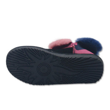 Comfortable Plush Women's Snow Boots
