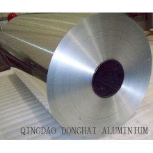 Jumbo rolls de papel alumínio