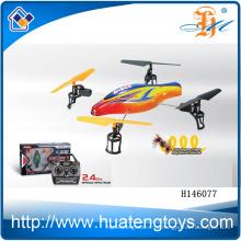 2014 Heißer Verkauf 4 ch 6-Achsenquadcopterkamera rc Hubschrauber, quadcopter mit Kamera H146077