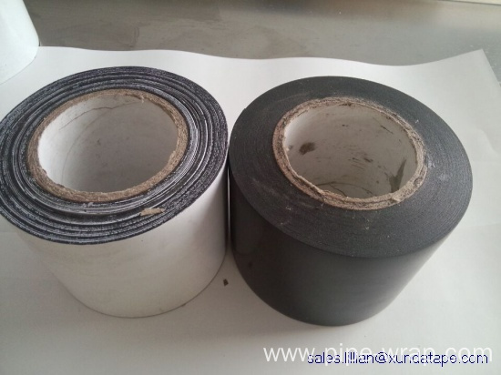 cold applied wrapping tape for pipe coating