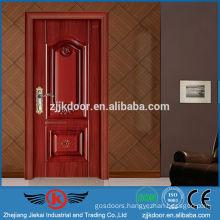 JK-SW9205 luxury modern interior wood door for bedroom