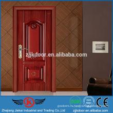 JK-SW9205 роскошная современная деревянная дверь для спальни