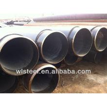 Tubo de pilotaje ASTM A106 / A53