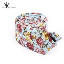 Check Pattern Cotton Necktie