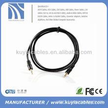 3,5 mm mâle à mâle extension audio audio câble auxiliaire pour MP3 / tablette / portable / téléphone cellulaire