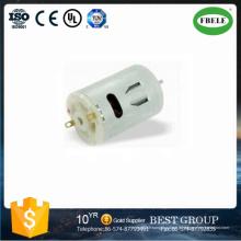 Couple électrique élevé de moteur électrique de CC de 12V pour des outils et le hors-bord (FBELE)