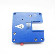 new design euro locker door coin deposit operated lock
