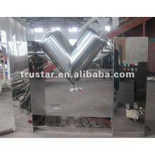 V shaped mixer