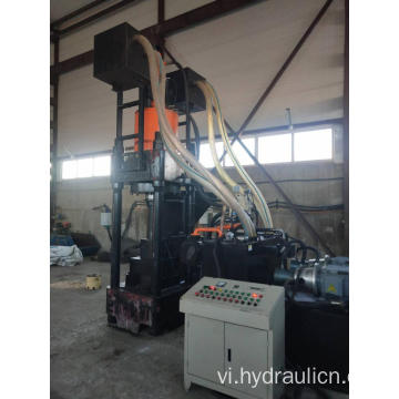 CE Sponge Iron Mill Scale Briquette Machine
