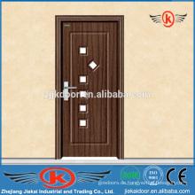 JK-P9009 Moderne Badezimmer Innenraum PVC-Glas Tür Design