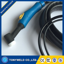 Factory suppliers wldcraft Wp26 air cooled Tig Argon Welding Torch