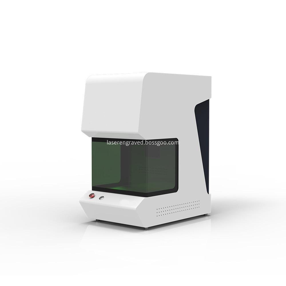 portable laser part marking machine