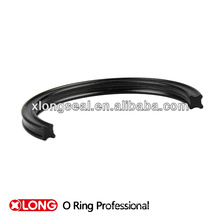 Nouvelle mode personnalisée bonne haute qualité flexible x anneaux