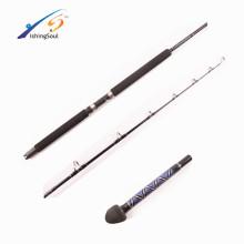 Varillas de pesca de fibra de vidrio GMR095 blanks best selling hot producto chino de pesca de curricán caña de pescar varilla
