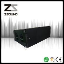 """Zsound профессиональное Аудио двойной 12"""" линия блок звуковой системы"""