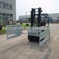 Melhor preço china fabricante empilhadeira com braçadeira de fardos