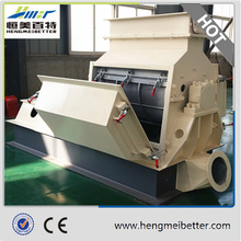 Martillo triturador de plástico de madera, máquina trituradora (FJD65 * 27)