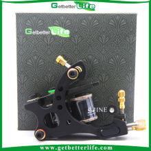 GBL qualidade 10 bobinas de longo tempo forro tatuagem máquina de fundição