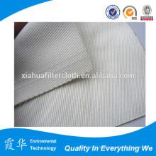 Proveedor de China paño de filtro caliente del poliester de la venta para el cemento