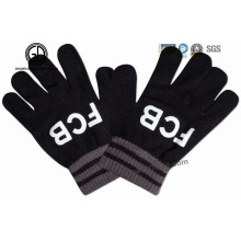Custom Hot-Sale Acrylic Knitted Winter Glove/Warm Glove