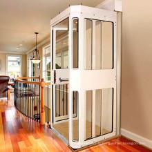 Ascenseur intégré résidentiel résidentiel de verre de Precio Glass Nova de 250kg