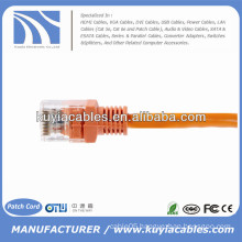 High Quality Full Copper Cat5/Cat5e Patch Cable