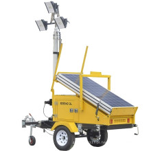 Torre de iluminação solar móvel da energia / torre clara da luz (SD840E-3W)