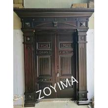 Iran and Iraq and Afghanistan Marter Zoyima 01 Entry Door Metal Door Entrance Door Iron Door
