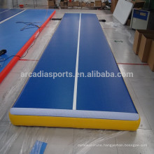 Cheap Gymnastics Air Tumble Track Inflatable Sport Gym Mats For Sale