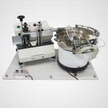 Máquina de corte de grande capacitor a granel de alta precisão